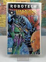 SHIPS SAME DAY Robotech Warriors #1 Academy Comics Comic Book FN/VF
