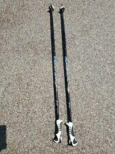 "Leki TS 4.5 Series Downhill Ski Poles Size 42"" / 106 cm USED Condition"