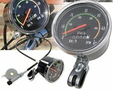 Speedometer & Odometer w/ Mounting Hardware For 80cc Motorized Bicycle Motor KH