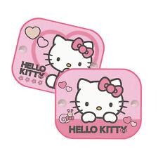 Hello Kitty posterior ventana sombrillas para bebé niña persianas protector de UV 44 X 36cm
