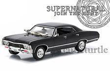 Greenlight SuperNatural 1967 Chevy Impala SS Sport Sedan 1:43 86441 Black