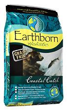 Earthborn Holistic Coastal Catch Grain-Free Dry Dog Food, 28-Pound Bag free ship