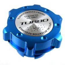 Blue Oil Cap Filler Racing Billet Aluminum Anodized Fits LS1 LS2 LS3 LS6 Turbo