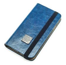 Bolsa Exclusiva QIOTTI BOOK Style Tipo de libro azul para Samsung Galaxy S4