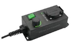 FG-ACC-PC 2000  Wechselspannungssteller Verfolger Handdimmer Dimmer Brennstempel