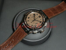 Hublot Big Bang Tutti Frutti 41mm Brown Carat Black Ceramic 341.CC.5490.LR.1916