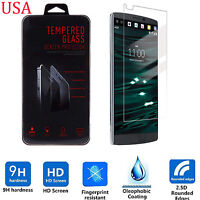 9H Tempered Glass Screen Protector Cover For LG V10 USA