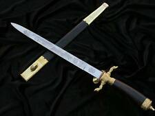 GERMAN DAGGER HUNTING 1937 WITH SCABBARD IUS-S-203 FOR FENCING