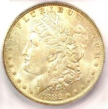 1882-O/S Morgan Silver Dollar $1 VAM-4 - ICG MS63 - Rare Variety - $500 Value!