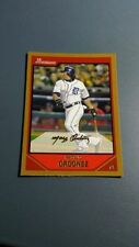 MAGGLIO ORDONEZ 2007 BOWMAN GOLD PARALLEL CARD # 110 B5735