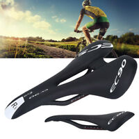 Bicycle MTB Road Bike Saddle Carbon Fiber Hollow Cushion Cycling Outdoor SD