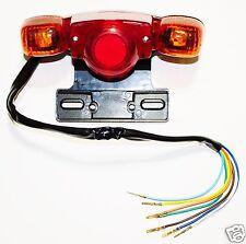 Tail Light For Mini Chopper Dirt Bike Mini Bike With Turn Signals And Brake Lamp