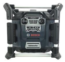 Bosch GML 20 Professional 14,4 - 18 V Radio de chantier 0601429700