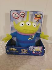 Disney PIXAR Toy Story 4 Space Alien Talks with Light-Up Antenna NEW in Package