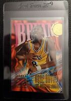 1996 SKYBOX Z-FORCE #142 KOBE BRYANT ROOKIE CARD RC LOS ANGELES LAKERS