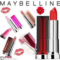 NEW Maybelline New York Color Sensational Lipstick 14 Variations -SALE-