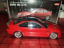 BMW M3 GTR KYOSHO 1/18