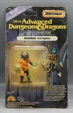 MOC vintage LJN Advanced Dungeons & Dragons WARDUKE mini figure SEALED AD&D !!!