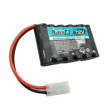 1 pc 7.2V 6*AA 1800mAh NI-MH Rechargeable Battery Pack with Tamiya Plug HyperPS