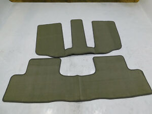 2008 4 Piece Floor GGBAILEY D3541A-LSA-CH-BR Custom Fit Car Mats for 2006 2009 2010 Mazda 5 Brown Driver Passenger 2nd /& 3rd Row 2007