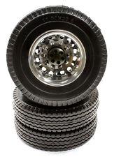 Integy 1/14 Tractor Truck Alloy Dual Rear 12R Wheel & Tyre Set #C25544 OZ RC