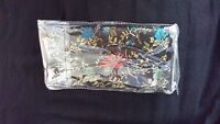 Chinese Style Satin Bifold Purse - Brand new - various colours