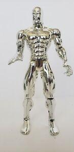 "Fantastic Four Silver Surfer Marvel Action Figure Toy Biz 1994 90s 10"""