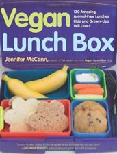 Vegan Lunch Box: 130 Amazing, Animal-Free Lunches