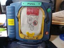 Heart Start Defibrillator By Philipsand Heartstart Triner With Battery 2 Pads