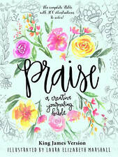Praise: A Creative Journaling Bible by Good Books (Hardback, 2017)