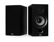ELAC Debut B5.2 schwarz Dekor Kompakt Regallautsprecher (1 Paar) NEUWARE