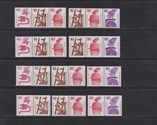 Briefmarken aus Deutschland (ab 1945) als Spezialsammlung