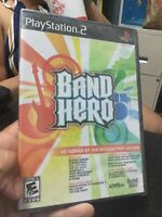 Band Hero for PS2 Playstation 2 NEW SEALED