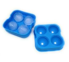 THY COLLECTIBLES Soft Silicone Ice Ball Maker Mold - Food Grade Silicone Ice...