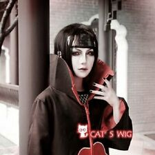 Naruto Uchiha Itachi cos Cosplay wig