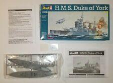Revell 1:1200 H.M.S. Duke of York NIB; 05811