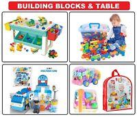 Building Bricks Blocks Construction Creative Toy Compatible Play Game Xmas Gift