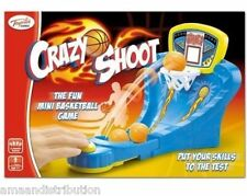 CRAZY SHOOT MINI BASKETBALL GAME SKILL CHILDREN FAMILY FUN XMAS GIFT