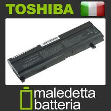 Batteria 10.8-11.1V 7800mAh EQUIVALENTE Toshiba PA3465U1BRS PA3465U-1BRS