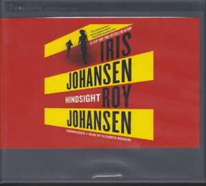 HINDSIGHT by IRIS + ROY JOHANSEN ~UNABRIDGED CD AUDIOBOOK