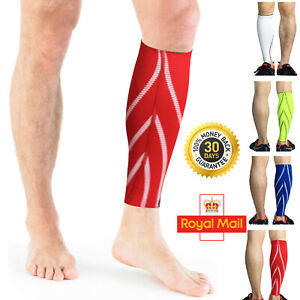Calf Compression Support Running Leg Sleeves Shin Splints Knee Pain Relief Socks