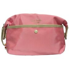 Paul Smith Travel Wash Make-Up Cosmetic Pouch Pink Women