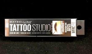 Maybelline Tattoo Studio 003 RUSTIC BROWN Liquid Ink Brow Liner