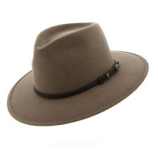 Akubra Traveller Urban Lifestyle Australian Made Bush Cowboy Hat Ass Colors Size