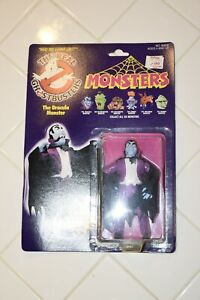 🍒The Dracula Monster Kenner The Real Ghostbusters Monsters Vintage NIB 1986🍒
