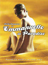 EMMANUELLE IN PARADISE NEW DVD