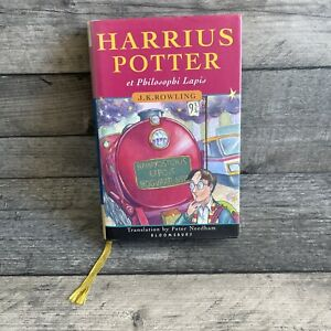 Harrius Potter et Philosophi Lapis (Latin language edition), Very Good Condition