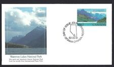 Canada   # 932  Fleetwood   Waterton Lakes Cover    New 1982 Unaddressed
