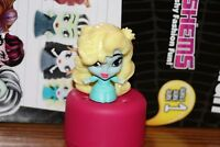 MONSTER HIGH FASHEMS COMPLETE SERIES 1 MINI TOY LAGOONA BLUE