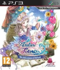 Atelier Totori The Adventurer Of Arland PS3 * NEW SEALED PAL *